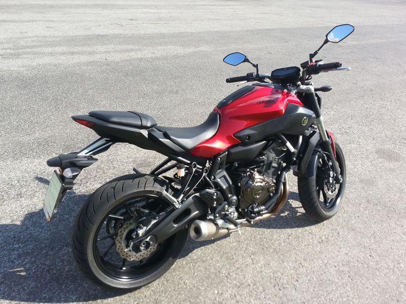 Zahajujeme výuku a výcvik na motorky